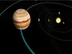 Mộc, Kim và Hỏa tinh xếp thẳng hàng trên bầu trời