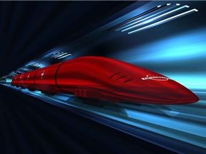 Mỹ: Khởi động dự án tàu hỏa đạt tốc độ... âm thanh