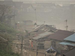 Ảnh ám ảnh về những vụ cháy rừng ở Indonesia