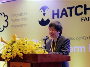 Khai mạc Triển lãm và Hội nghị khởi nghiệp hàng năm lớn nhất tại Việt Nam