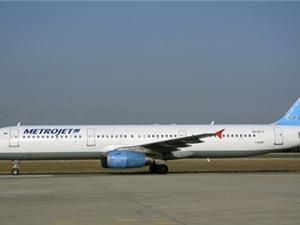 Tìm hiểu về máy bay Nga Airbus A321 chở 224 hành khách gặp nạn