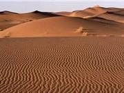 Những khám phá gây sốc về sa mạc ít ai biết