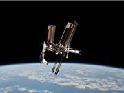 Cận cảnh Trái đất lung linh về đêm nhìn từ ISS