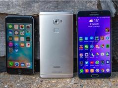 """Những smartphone """"khủng"""" có công nghệ cảm biến vân tay (phần 1)"""