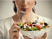 8 quy tắc ăn no không sợ tăng cân