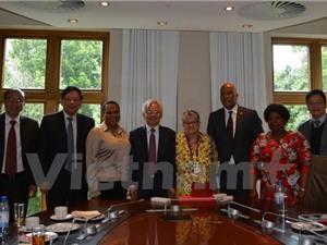 Tăng cường quan hệ hợp tác giữa các nhà khoa học Việt Nam - Nam Phi
