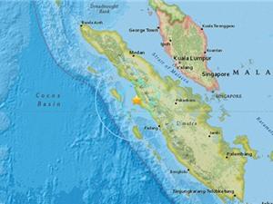 Indonesia rung chuyển bởi hàng loạt trận động đất