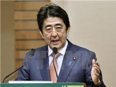 Chính phủ Nhật Bản muốn đẩy nhanh thủ tục liên quan đến TPP
