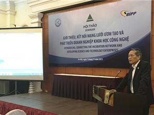 Giới thiệu mạng lưới ươm tạo và phát triển doanh nghiệp KH&CN