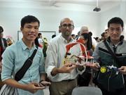 CIT – Lotus Hub - Nơi biến ước mơ khoa học thành hiện thực