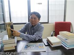 Phạm Văn Thiều - nợ duyên cuộc đời với sách khoa học
