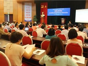 Hội nghị tập huấn công tác thi đua – khen thưởng Bộ KH&CN