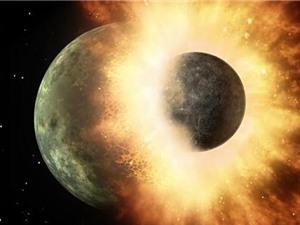 """Trái Đất có thể đã """"trộm"""" nước từ Mặt Trăng"""