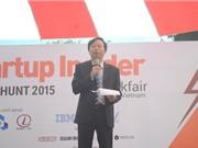 Startup Insider Talent hunt 2015: Nơi kết nối các tài năng khởi nghiệp