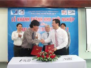 Khánh thành khu khởi nghiệp ITC thuộc Đại học Quốc gia TPHCM