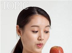 Tăng khoái cảm tình dục bằng... táo