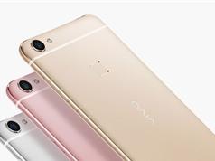 """Vivo ra mắt bộ đôi smartphone """"nhái"""" iPhone, giá hấp dẫn"""