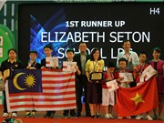 Việt Nam nhiều giải lớn tại Ngày hội Robothon quốc tế 2015