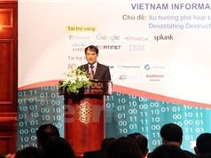 Chỉ số an toàn thông tin của Việt Nam đạt dưới mức trung bình