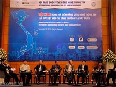 Việt Nam cần khai phá tiềm năng CNTT, tạo sức bật mới cho phát triển