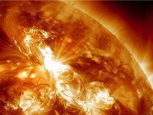 Siêu bão lửa Mặt Trời có thể mạnh bằng một triệu tỷ tấn bom