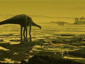 Scotland từng có khủng long giống quái vật hồ Loch Ness