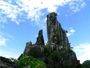 """Kiên Giang: Khu bảo tồn núi đá vôi """"độc nhất vô nhị"""""""