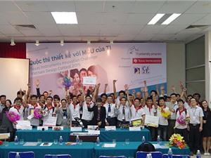 Đồng hồ thông minh đạt giải nhất tại cuộc thi sáng chế lớn nhất Việt Nam