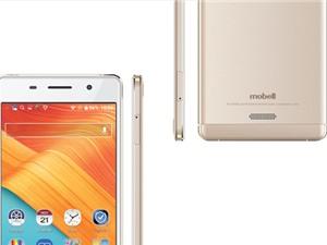 Mobell sắp bán smartphone cảm biến vân tay, vỏ nhôm tại Việt Nam