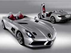 Top 10 mẫu xe Mercedes-Benz nhanh nhất mọi thời đại