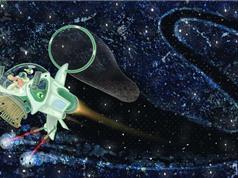 """Đưa """"máy xay"""" lên dọn rác vũ trụ"""