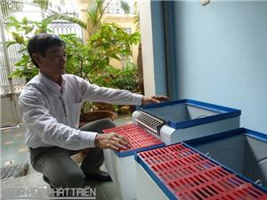 Hố ga ngăn mùi, không phát sinh muỗi