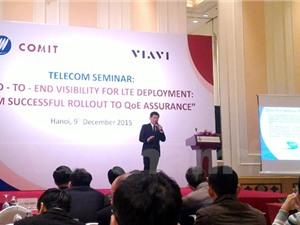Tốc độ 3G ở Việt Nam không làm cho người dùng thỏa mãn