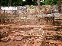 Nhiều phát hiện khảo cổ mới tại Hoàng thành Thăng Long