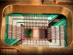 Máy tính lượng tử nhanh gấp 100 triệu lần máy tính thường