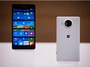 5 lý do nên chọn mua Lumia 950 XL