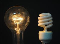 Nguy hiểm khó lường của đèn tiết kiệm điện