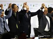 Thỏa thuận Paris chống biến đổi khí hậu: Triển vọng và thách thức