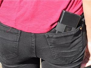 Phát minh loại ví không thể bị đánh cắp
