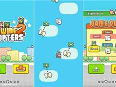 Nguyễn Hà Đông ra game mới khó ngang Flappy Bird