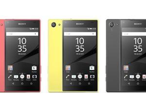Soi cận cảnh Sony Xperia Z5 Compact