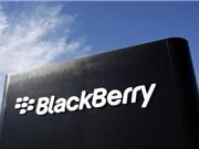 BlackBerry tăng doanh thu 14% trong quý III