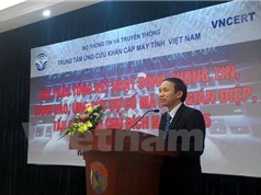 """Tội phạm mạng đang lợi dụng Việt Nam làm """"bàn đạp"""" phát tán thư rác"""