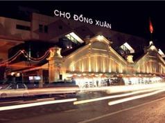 Sóng wifi miễn phí phủ khắp chợ Đồng Xuân