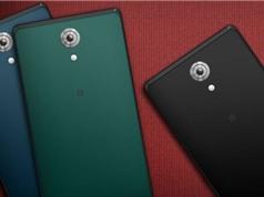 Cận cảnh bản concept Sony Xperia Z6 thiết kế lạ mắt