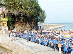 Học sinh nô nức tham gia Ngày hội bảo vệ Dugong ở Phú Quốc