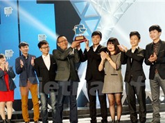 """""""Bóng đá Kungfu"""" trở thành quán quân giải lập trình game mobile"""