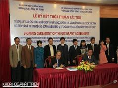 3 triệu USD dành cho chọn tạo giống lúa Đồng bằng sông Cửu Long