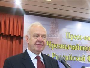 Đại sứ Nga chia sẻ thông tin về dự án Nhà máy ĐHN Ninh Thuận 1