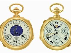 Top 10 đồng hồ đắt giá nhất mọi thời đại